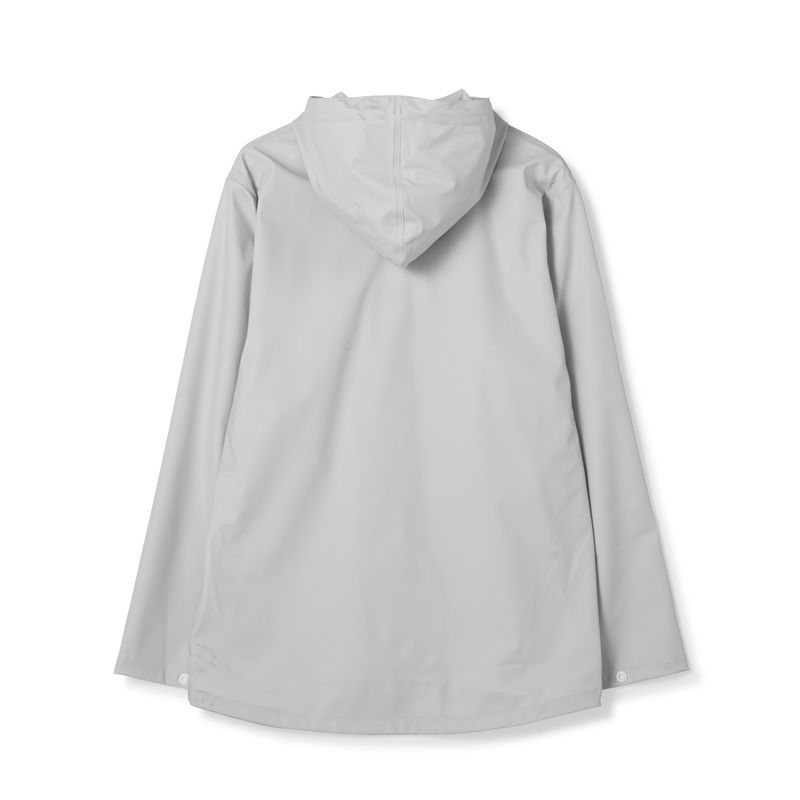 Tretorn Wings Short Raincoat in Chalk