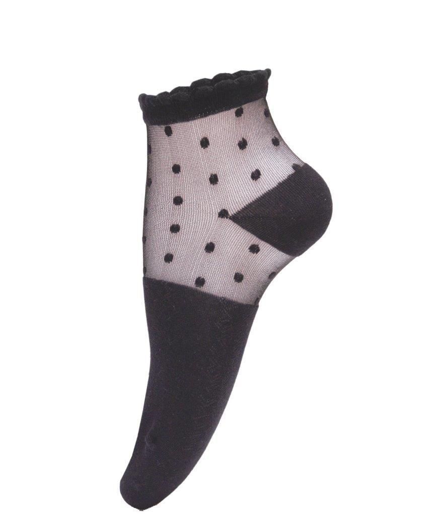 Unmade Copenhagen Zaria Sock in Black