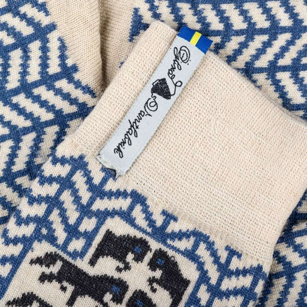 Öjbro Gotland Kalk Merino Wool Sock