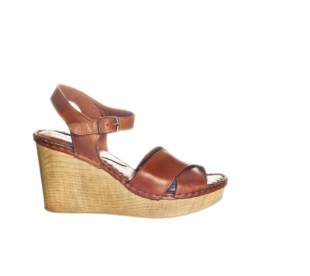 Ten Points Alica Wedge Heel Sandal