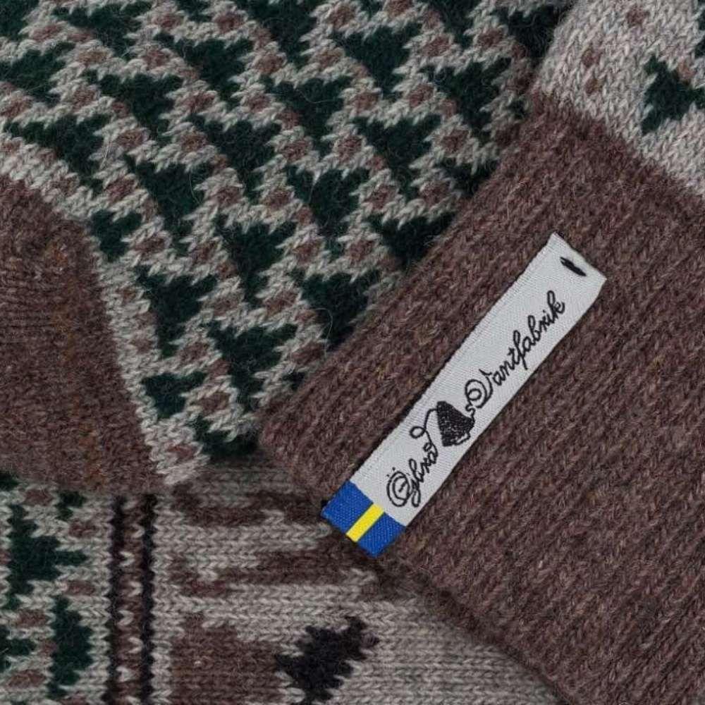 Öjbro Skogen Wool Sock