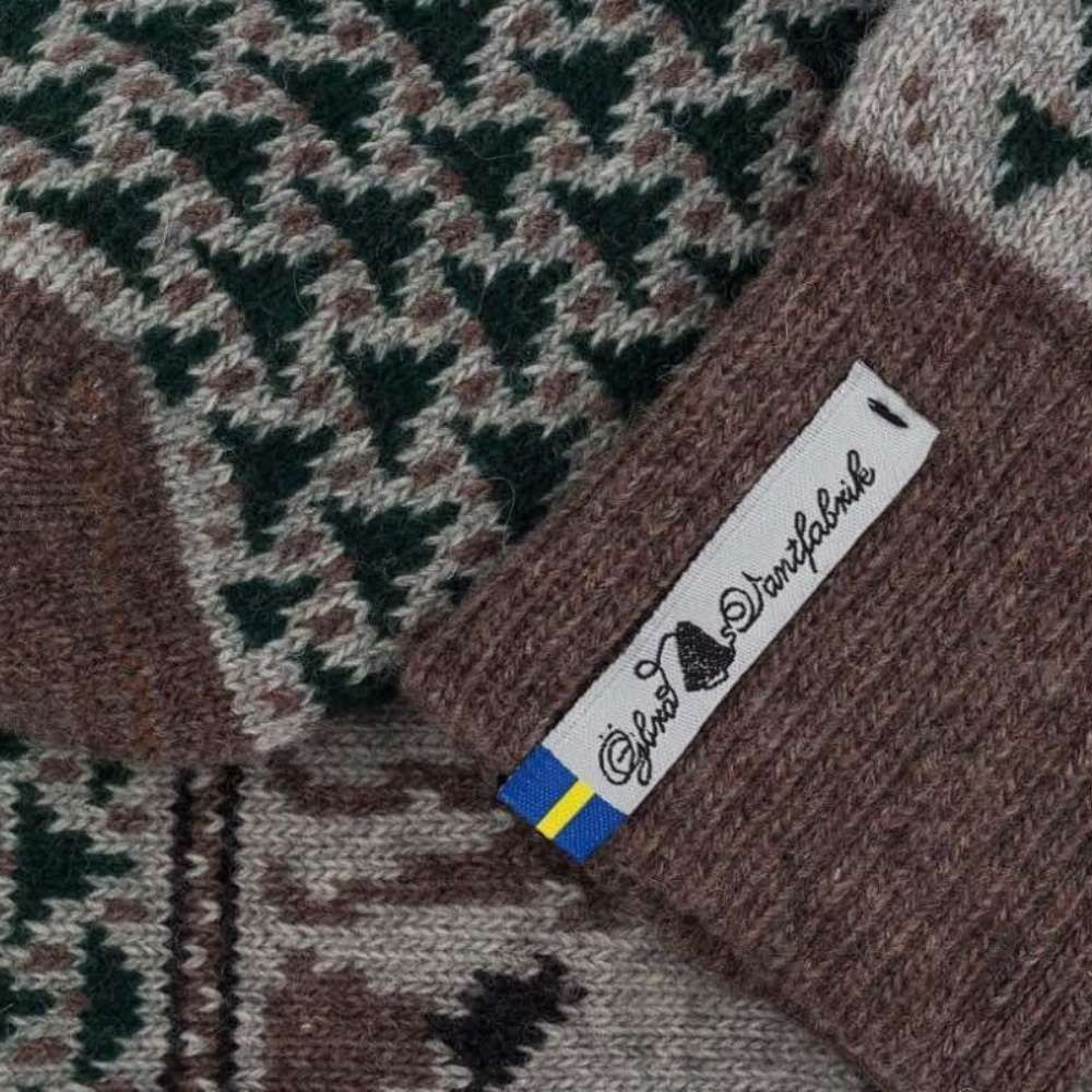 Öjbro Men's Skogen Wool Sock