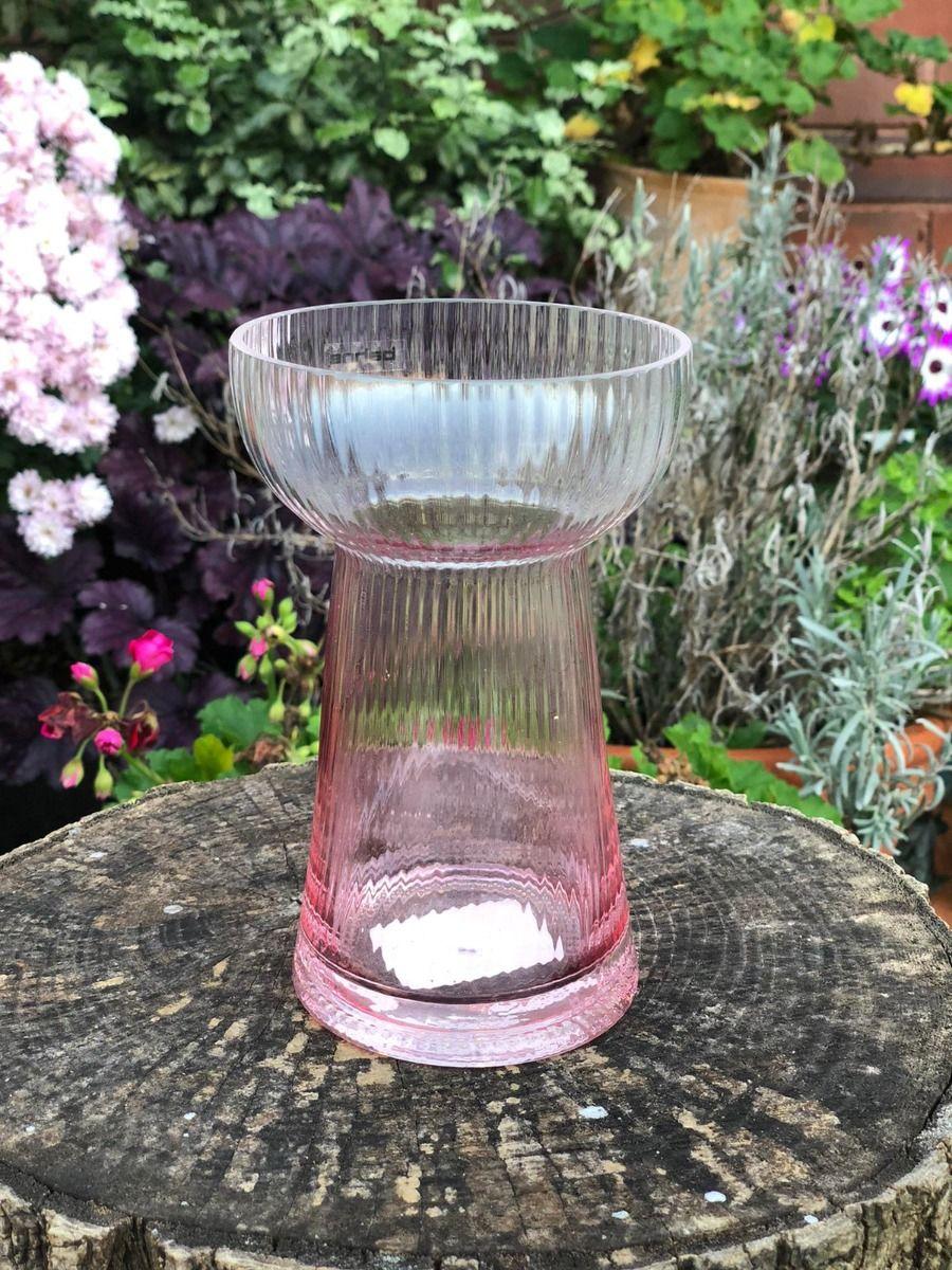 Hyacinth Vase Pink
