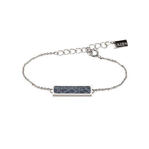 Sägen Virrvarr Rectangle Bracelet