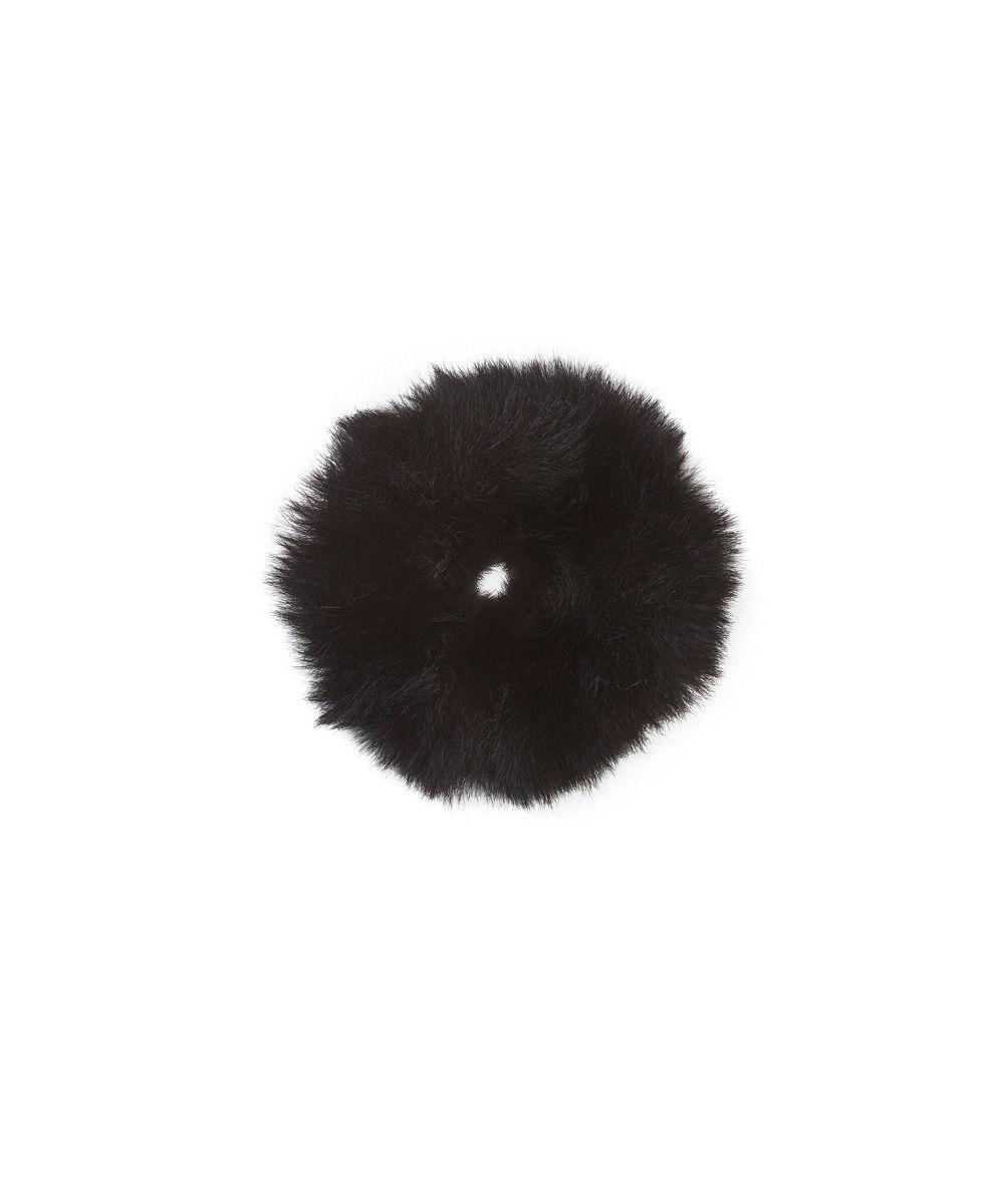 Unmade Copenhagen Odessa Scrunchie in Black