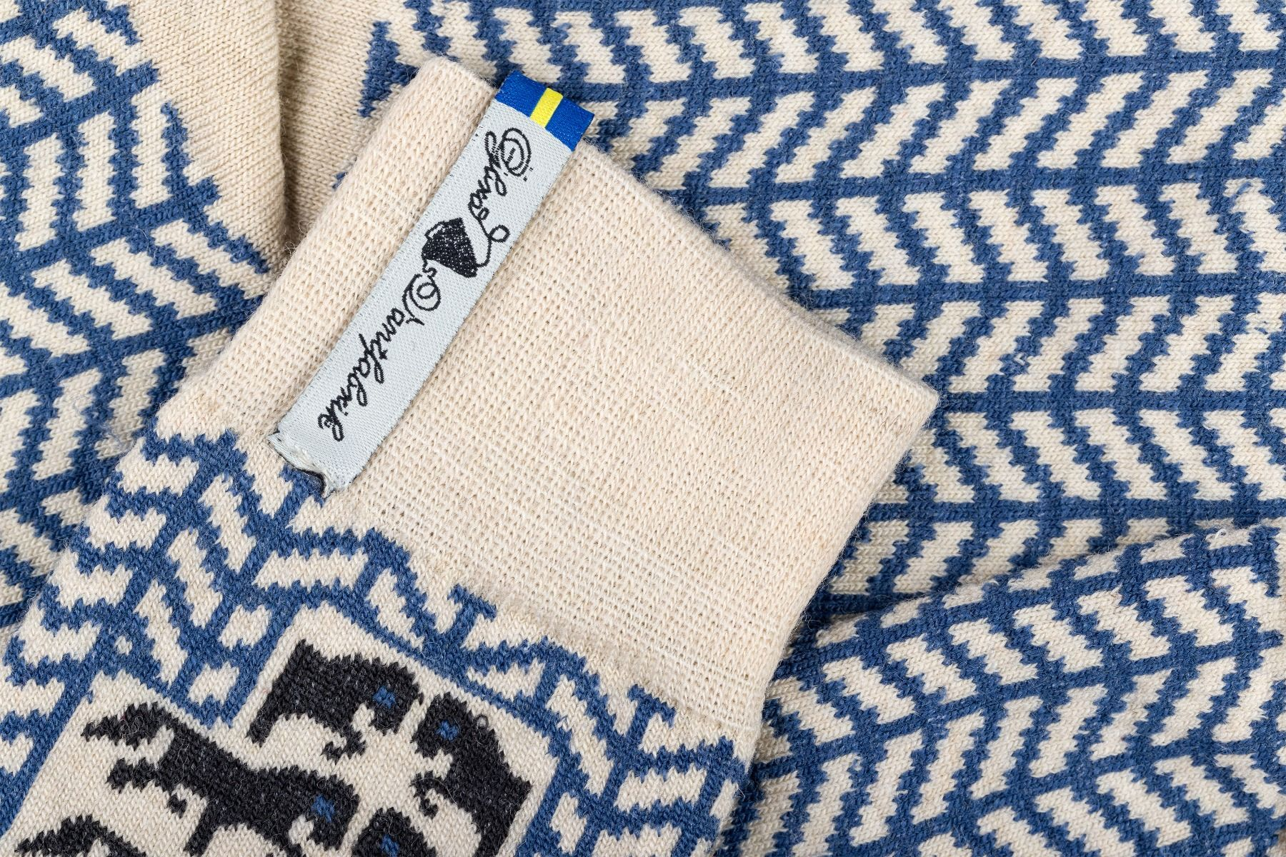 Öjbro Men's Gotland Kalk Merino Wool Sock