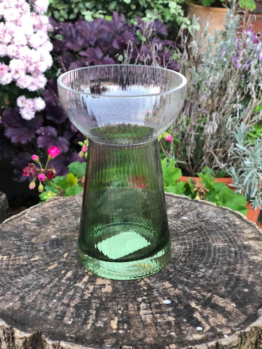 Hyacinth Vase Green