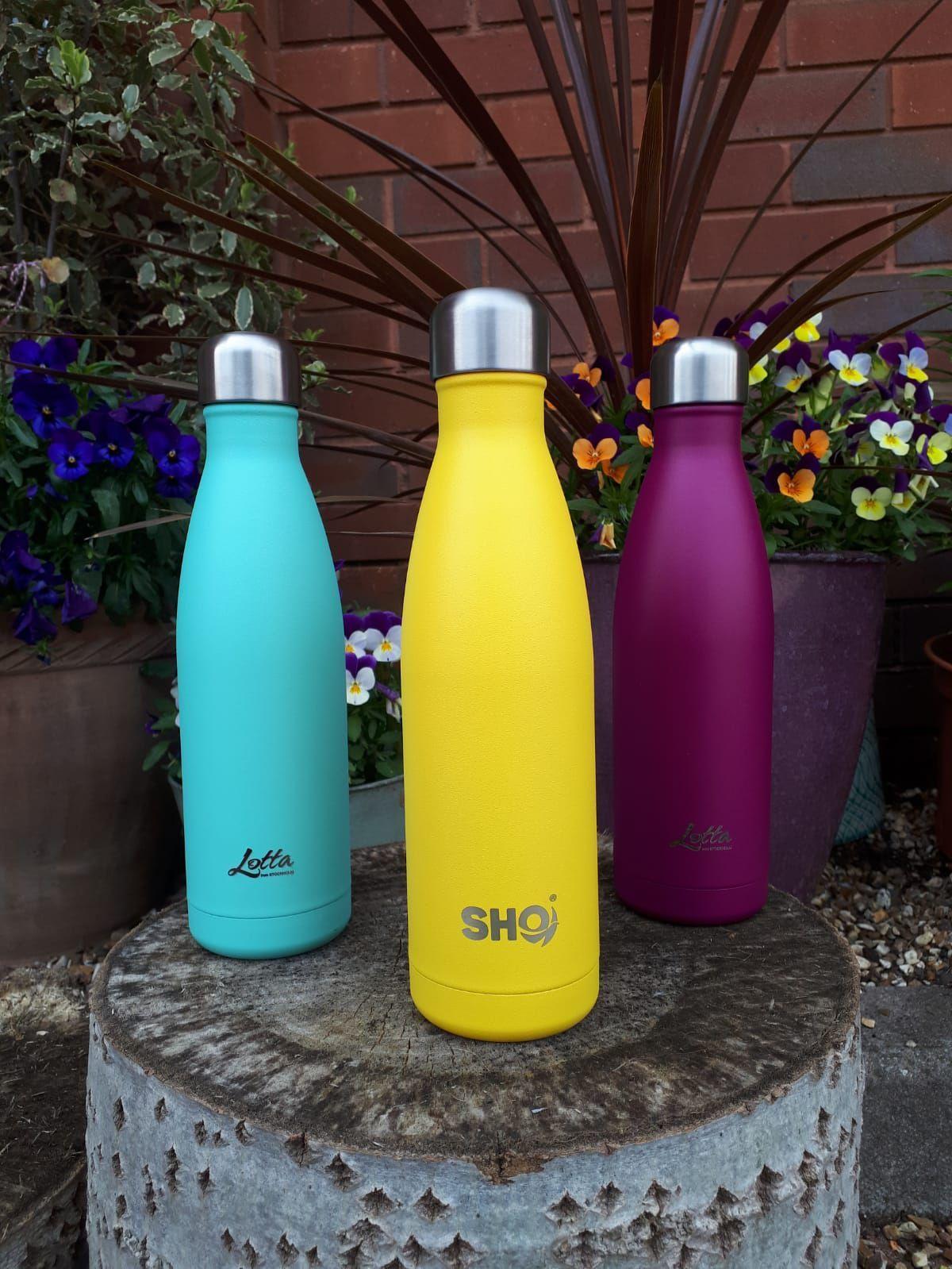 SHO Reusable bottle 500ml Blue