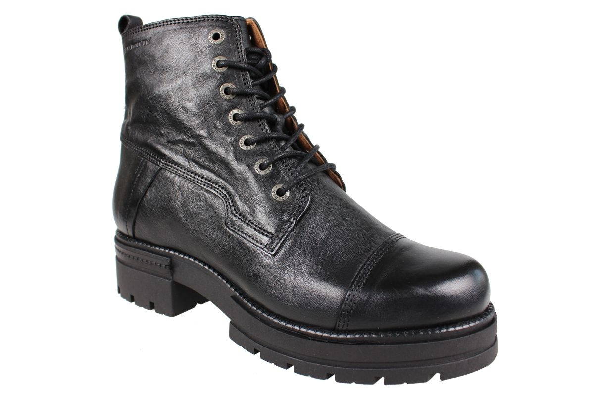 Ten Points Alice Black Boot