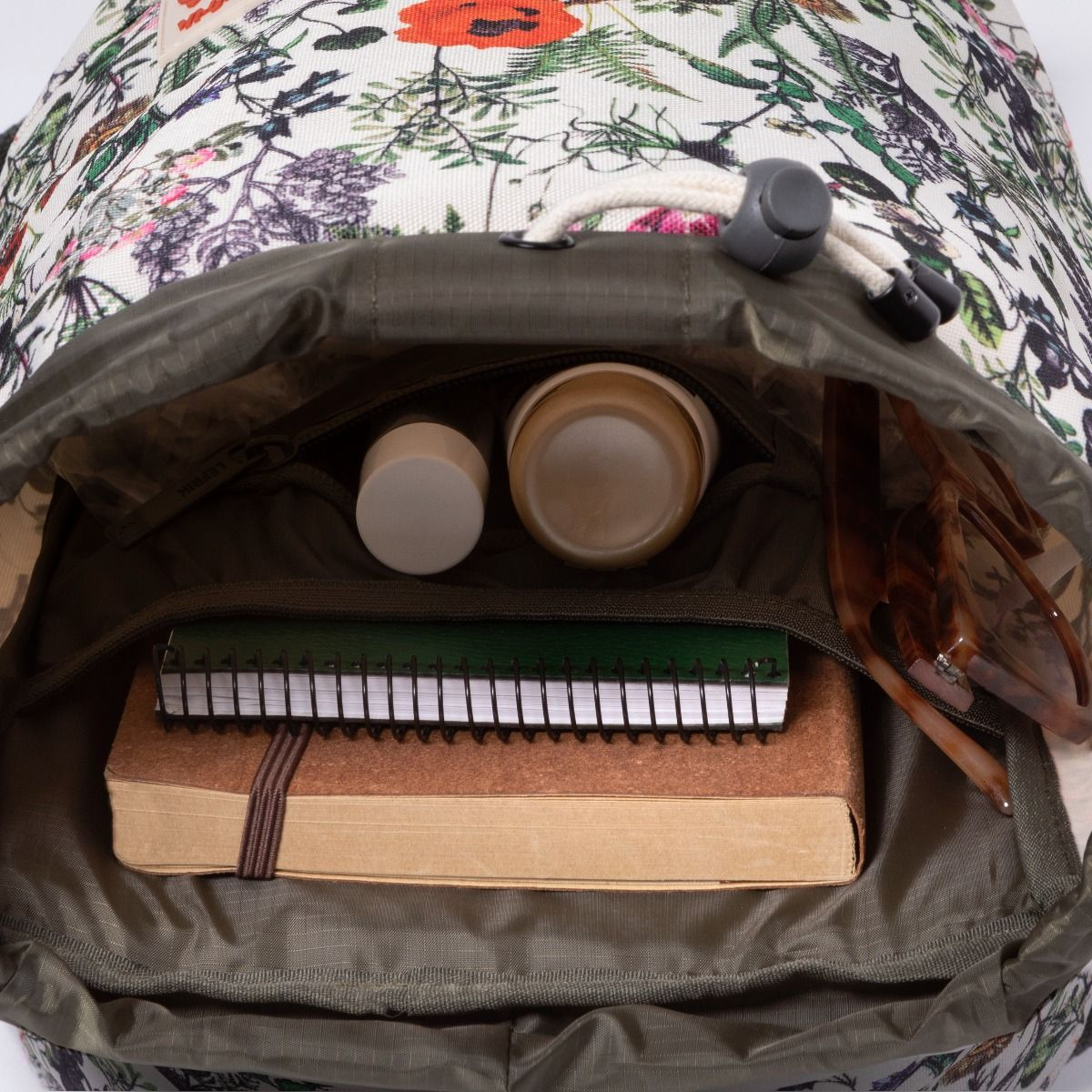 Lefrik Scout Mini Rucksack in Botanical