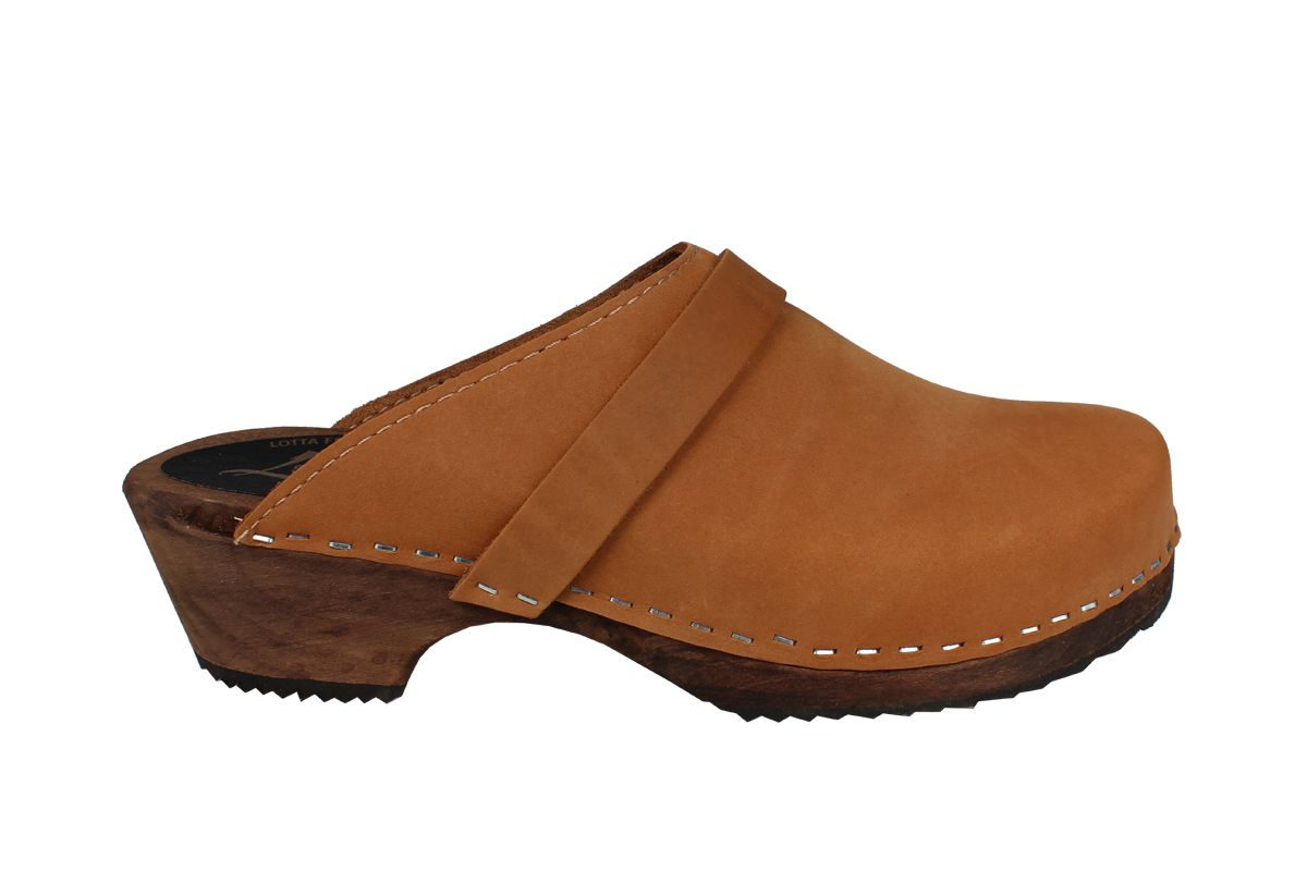 Classic Brown Oiled Nubuck on Brown Base Seconds