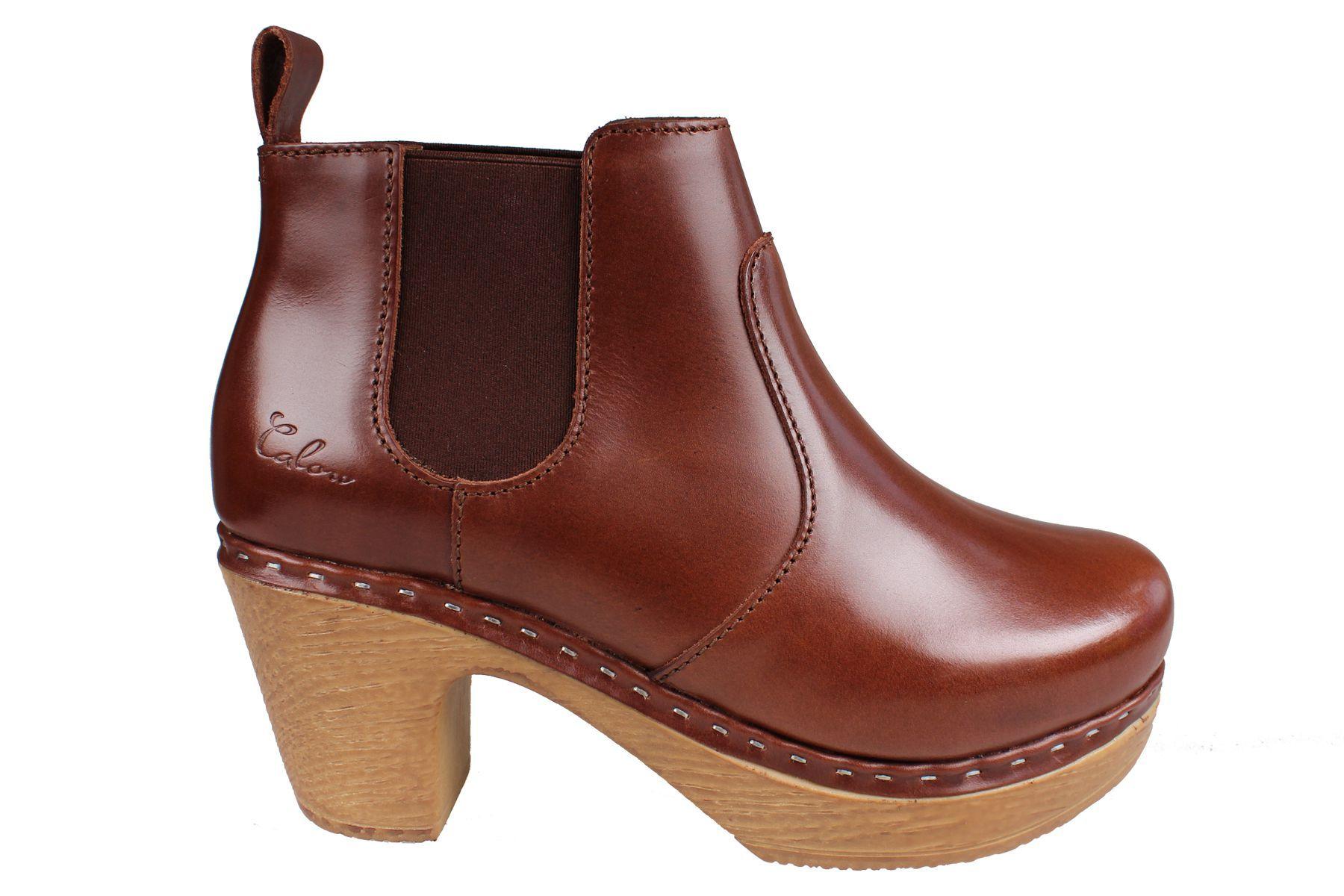 Calou Doris Boot in Brown