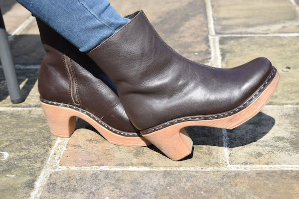 Calou Molly Boot Brown