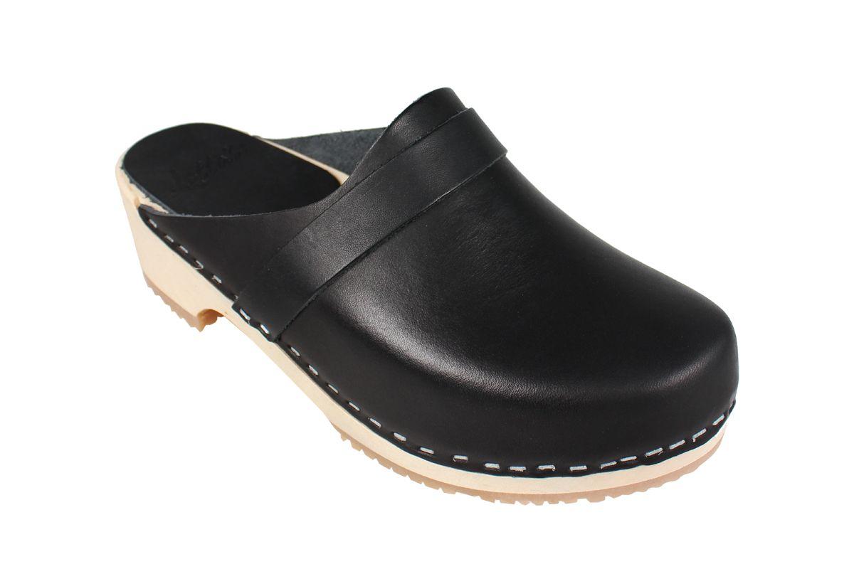 Elsa Classic Black Leather