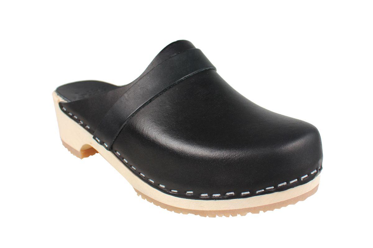Elsa Classic Black Leather Seconds