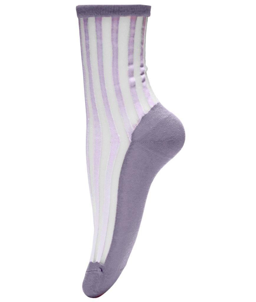 Unmade Copenhagen Lina Sock in Lavender