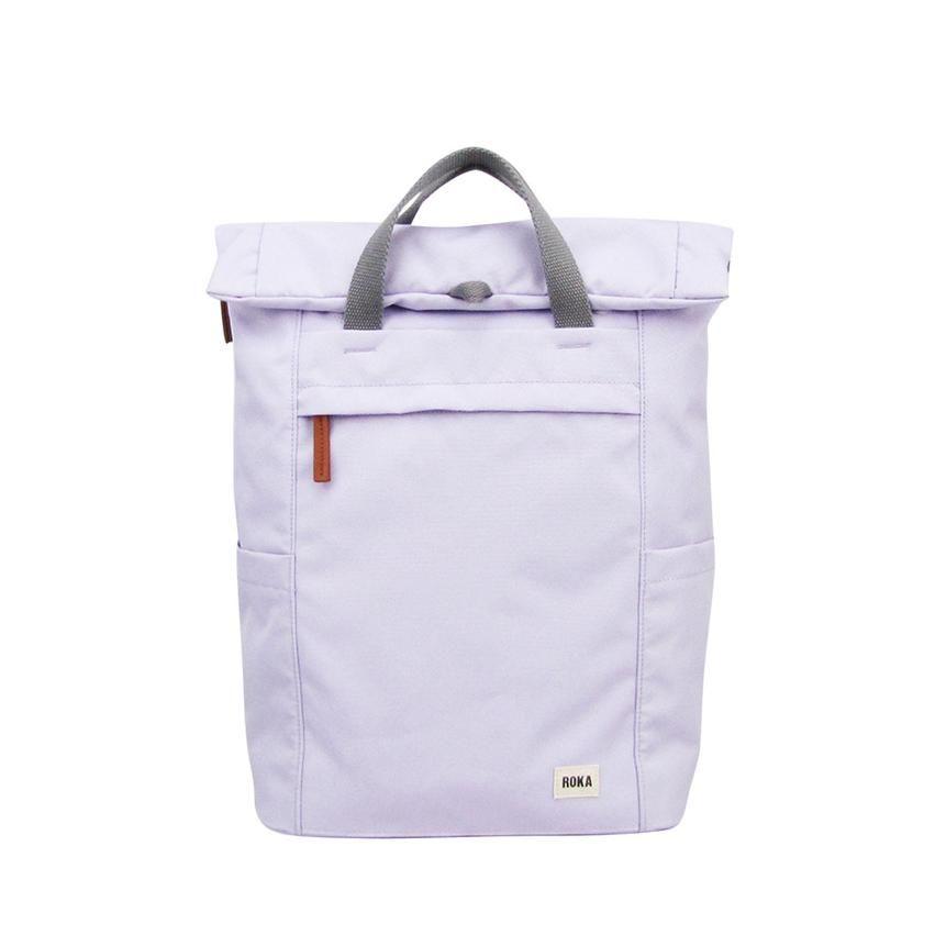 Roka Finchley A Small Bag in Lavender Vegan