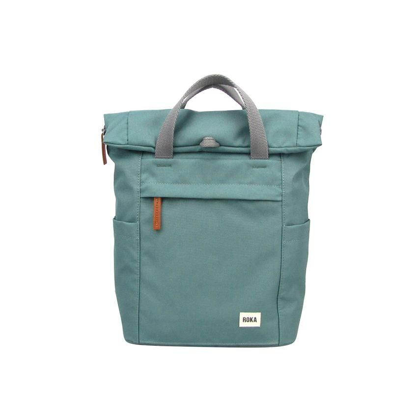 Roka Finchley A Small Bag in Sage Vegan