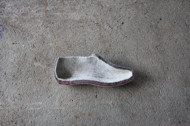 Half a Egos Shoe