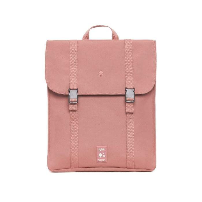 Lefrik Handy Rucksack in Dusty Pink