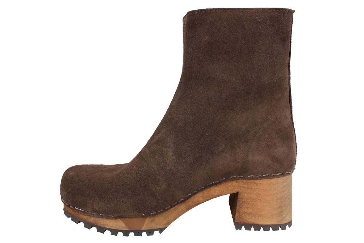 Sanita Henna Flex Sole Coffee Suede Boots