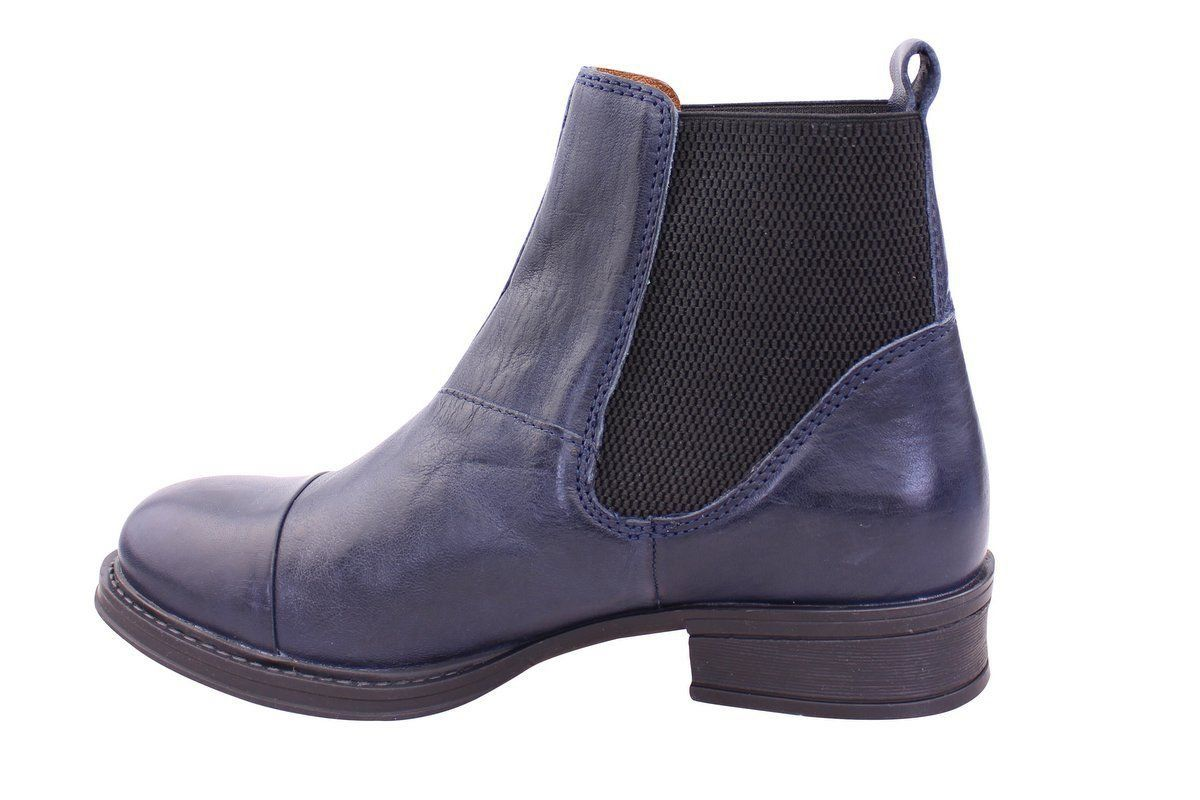 Pandora Dark Blue Chelsea Boot