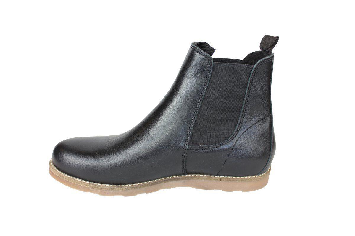 Ten Points Carol Black Chelsea Boot Seconds