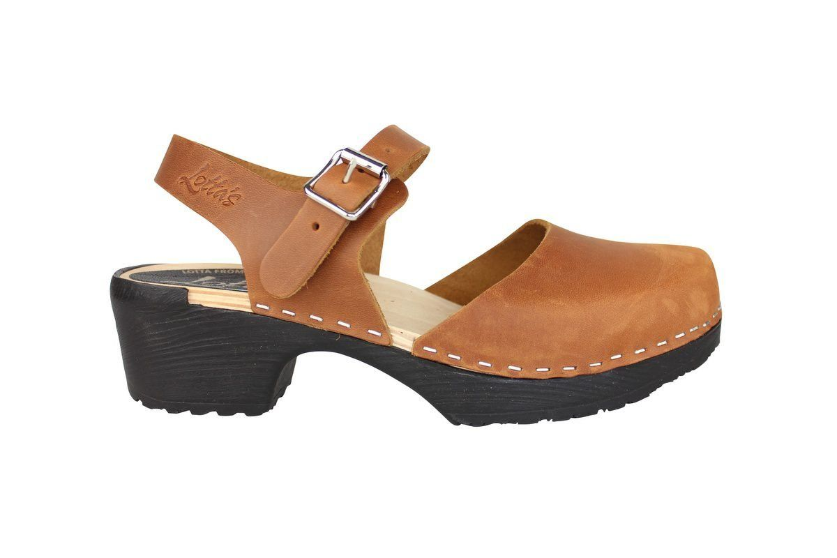 Soft Sole Brown Oiled nubuck side