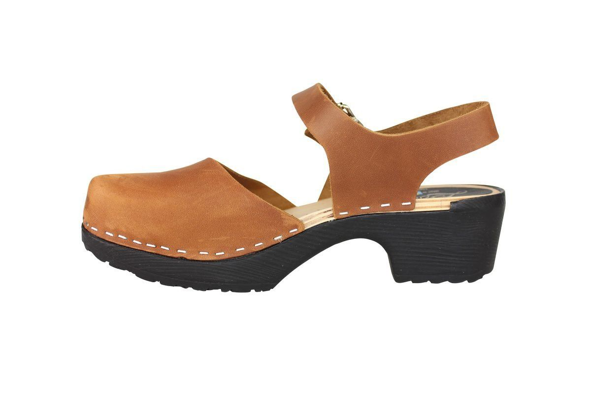 Soft Sole Brown Oiled nubuck rev side