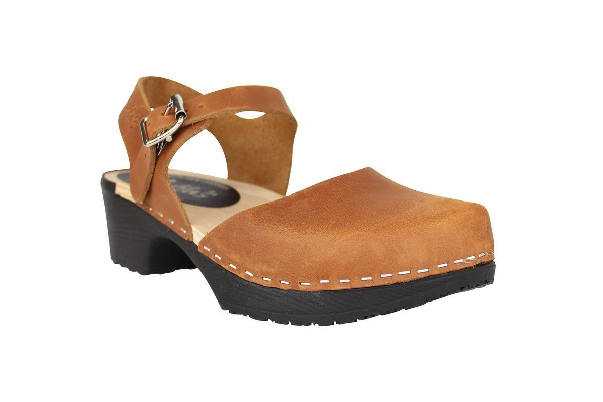Soft Sole Brown Oiled nubuck main