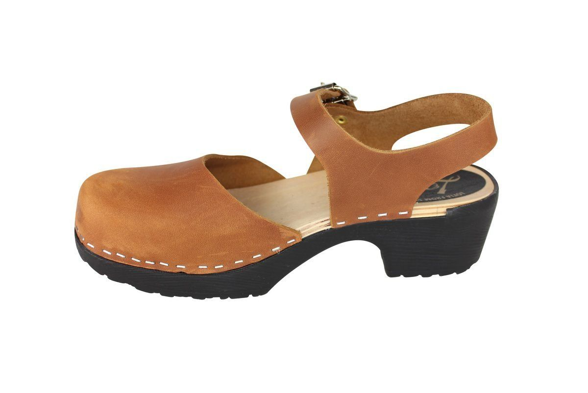 Soft Sole Brown Oiled nubuck rev side 2