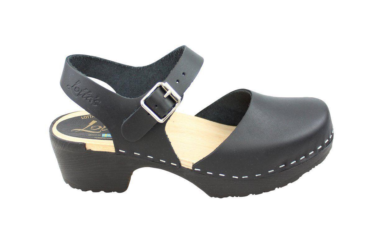 soft sole black