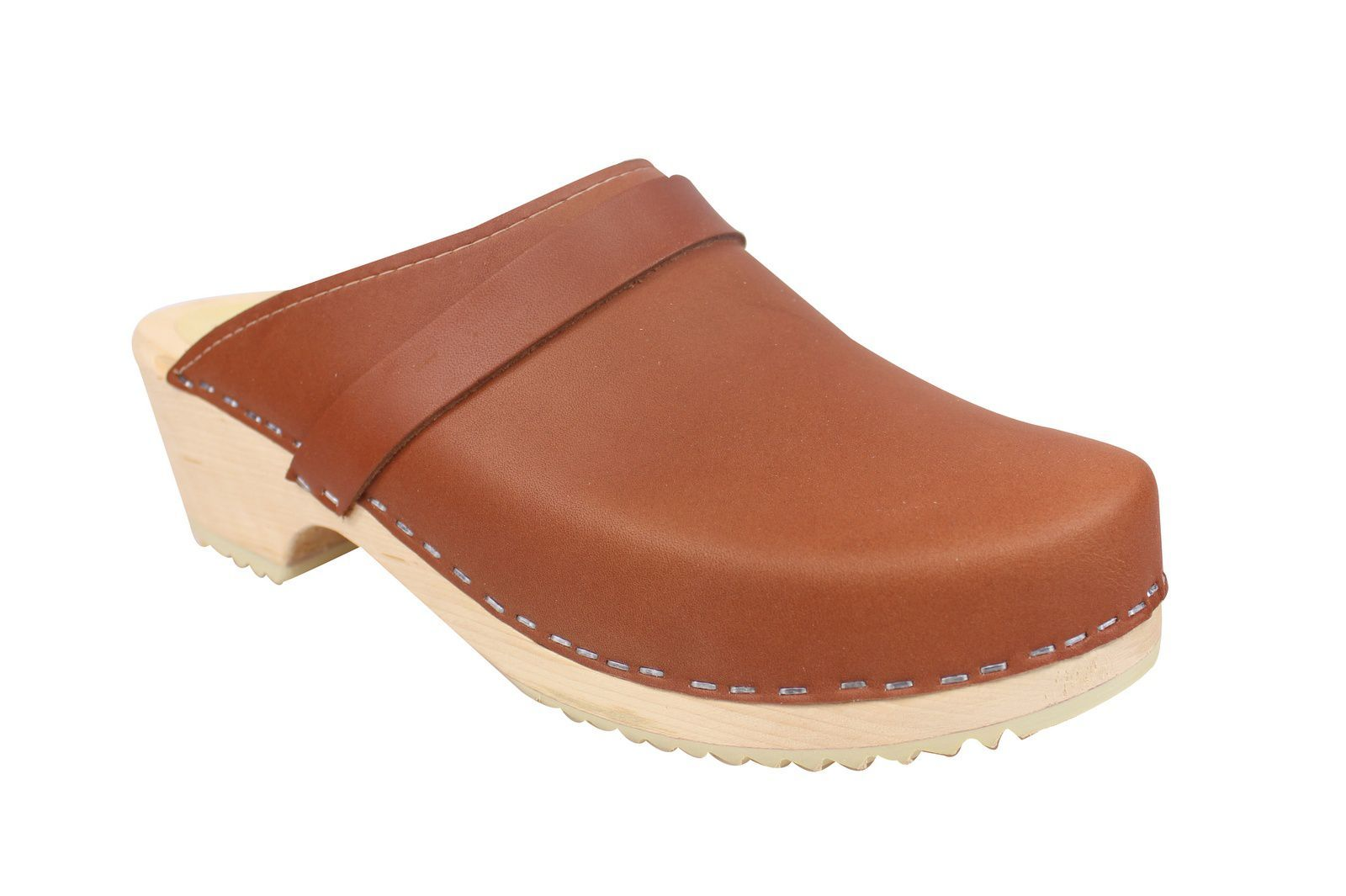 Torpatoffeln Classic Tan Clogs Seconds Main
