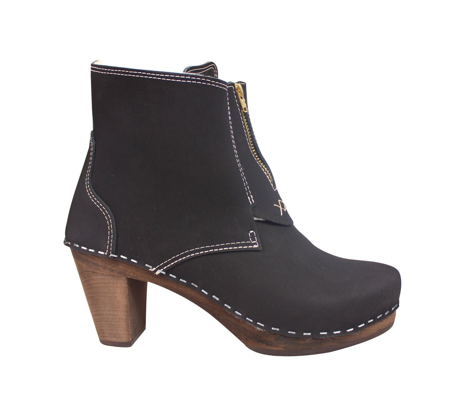 Vancouver High Heel Black Side