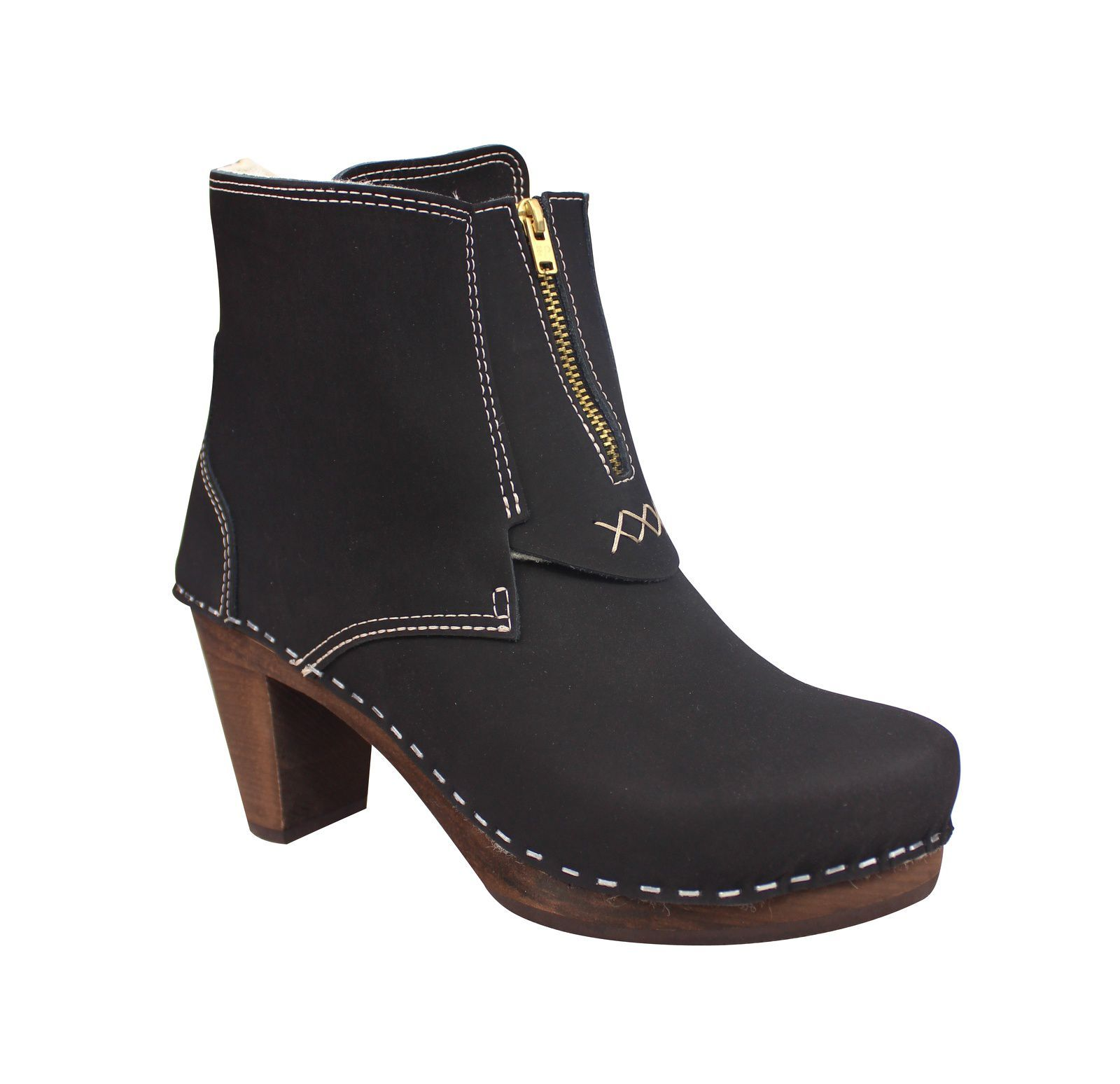 Vancouver High Heel Black Main