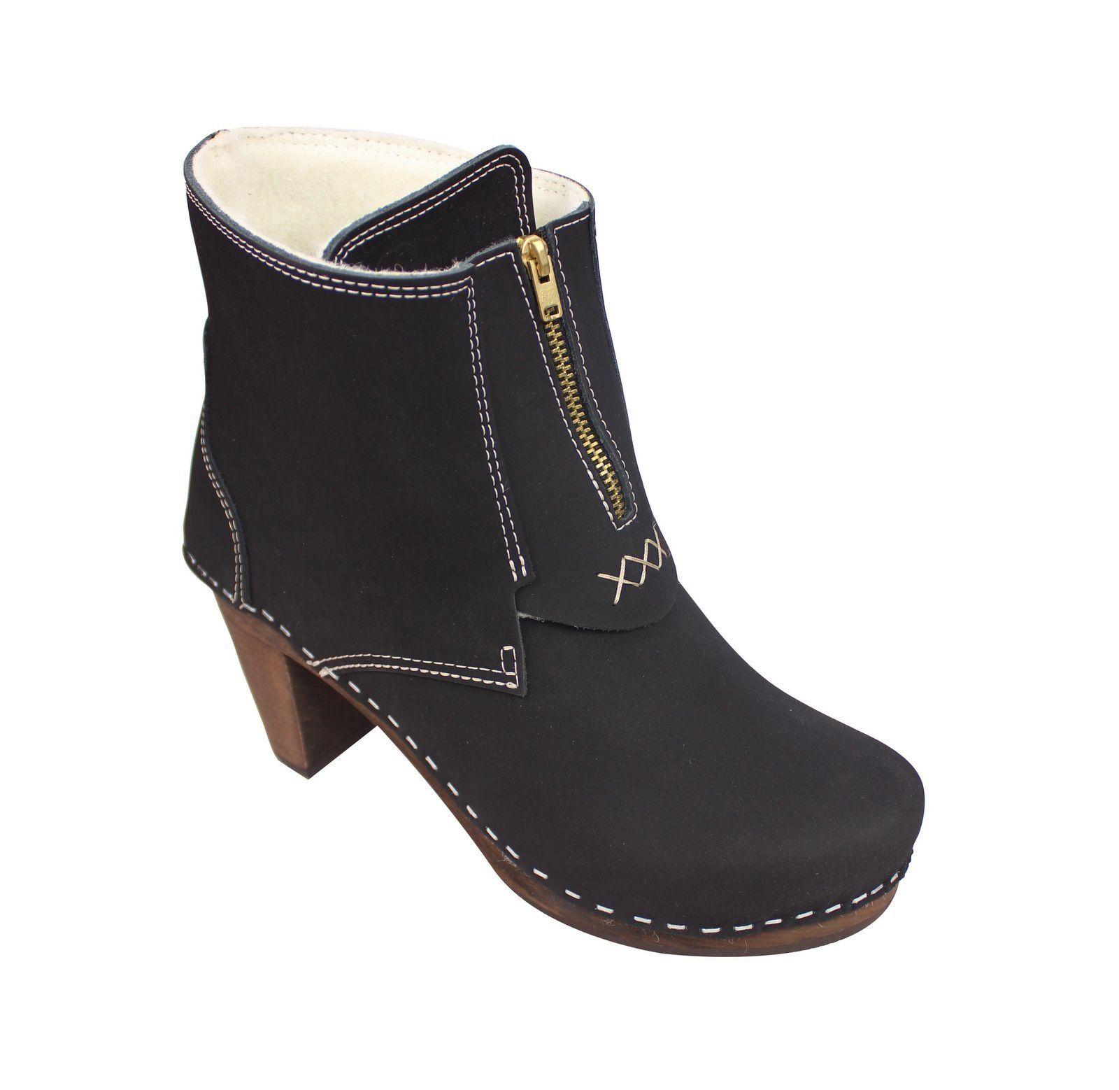 Vancouver High Heel Black