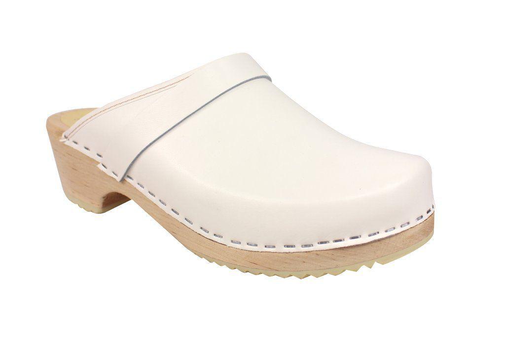 classic white clog main
