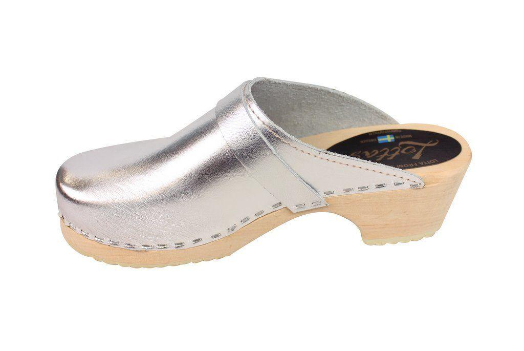 classic silver clog rev side 2