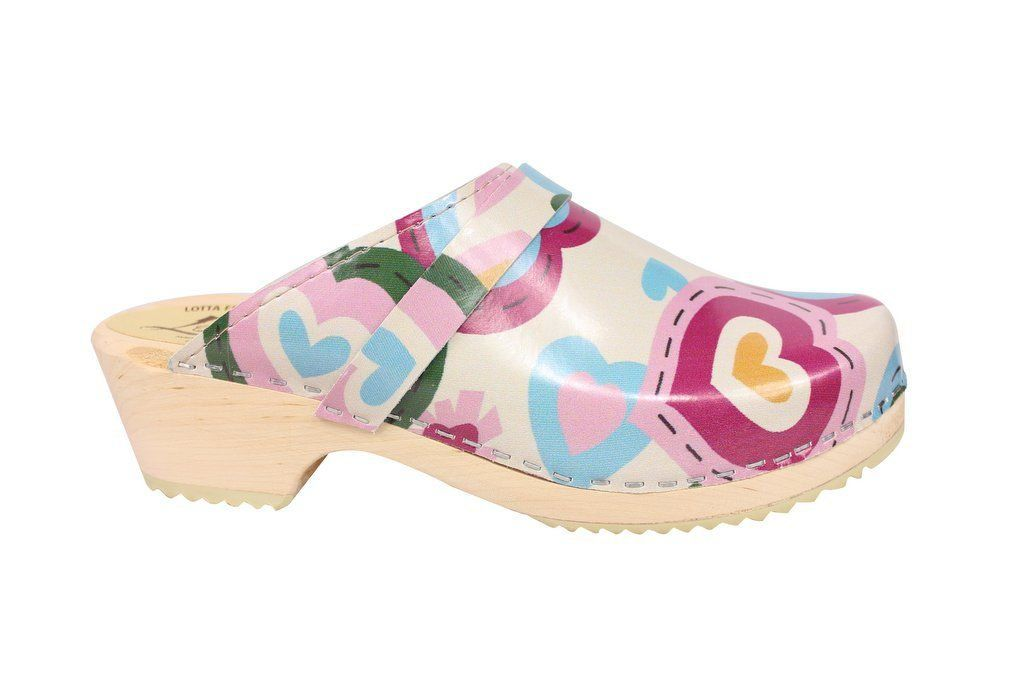 classic whimsy clog side