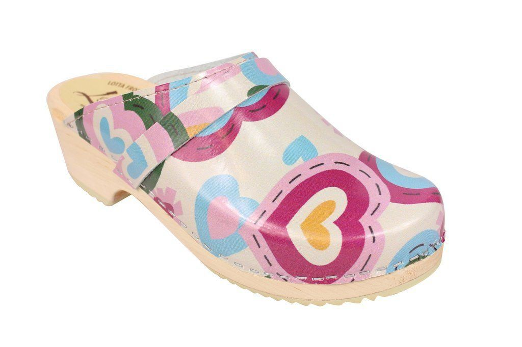 classic whimsy clog