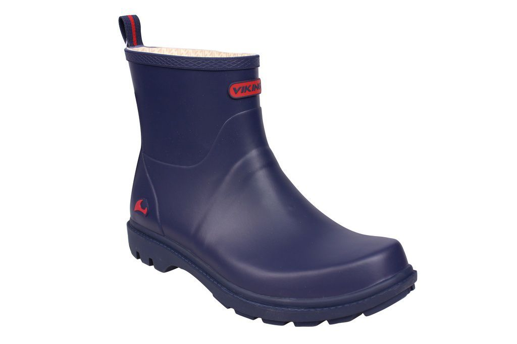 Viking Noble Blue Welly Side 2