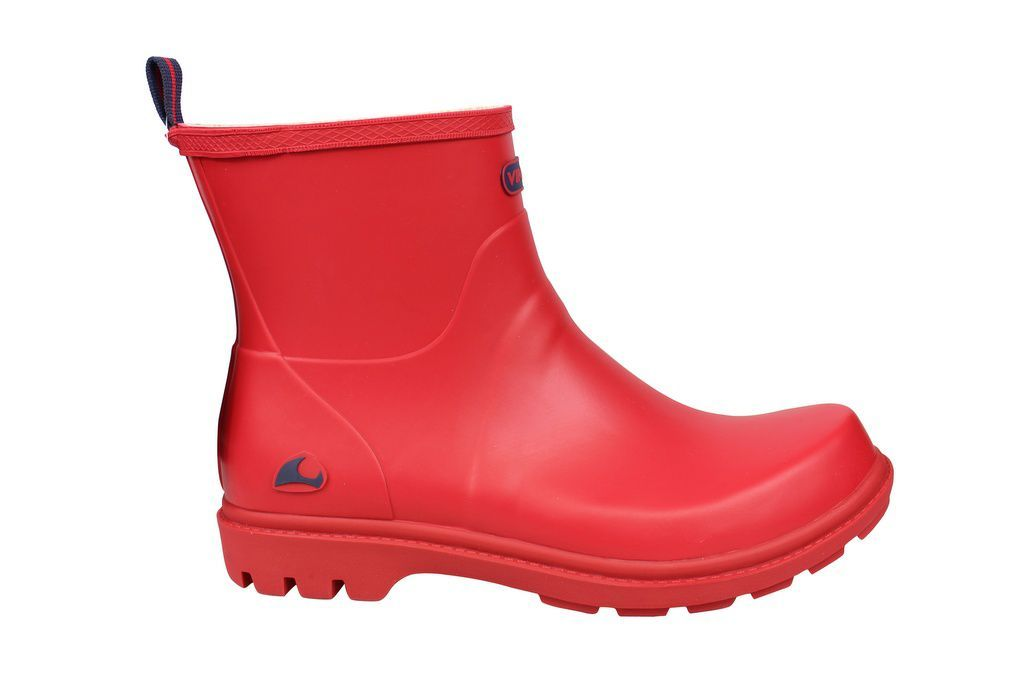 Viking Noble Red Welly side