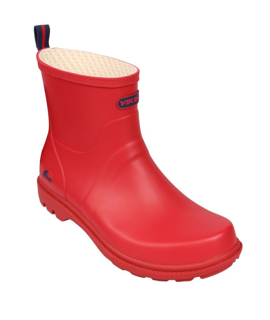 Viking Noble Red Welly