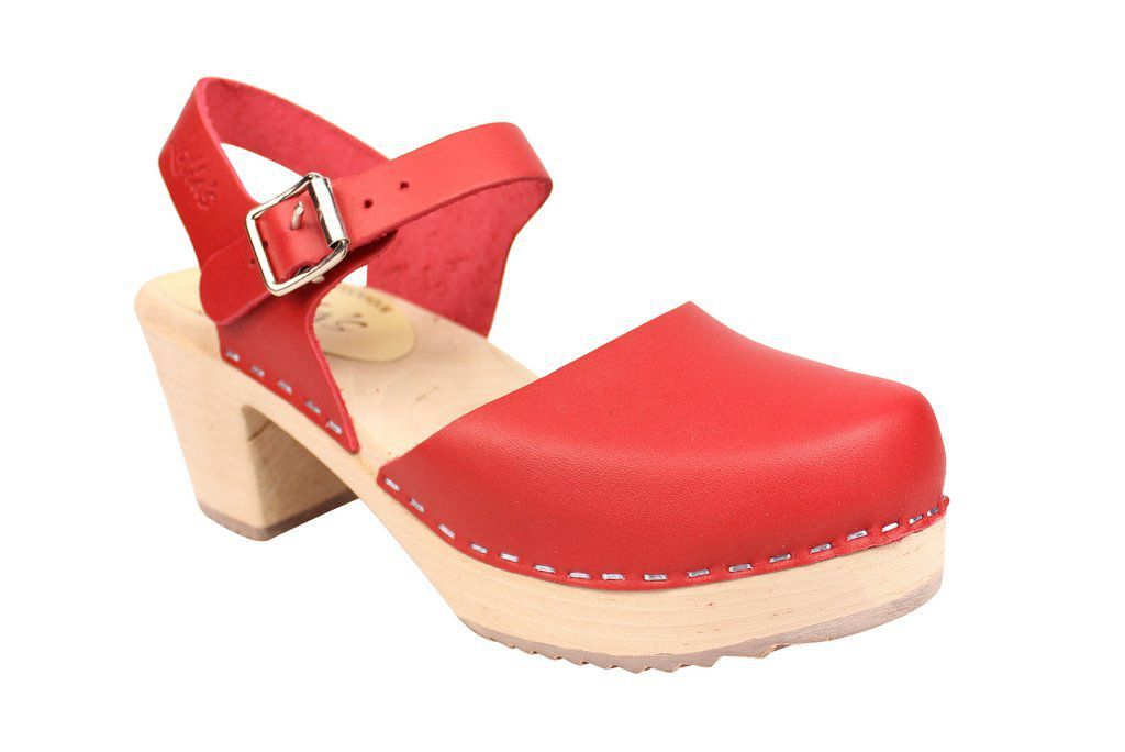 highwood red clog main