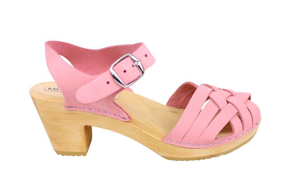 Moheda Betty Pale Pink side