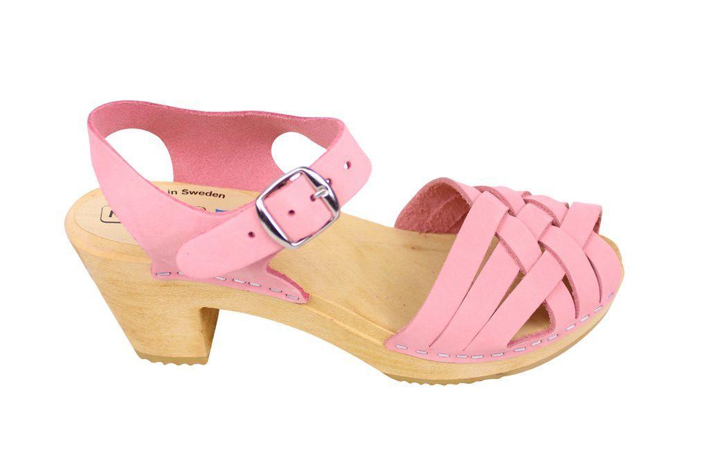 Moheda Betty Pale Pink side 2