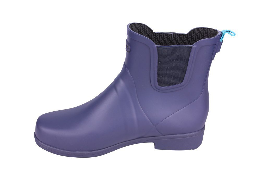 Viking Embla wellington boot navy