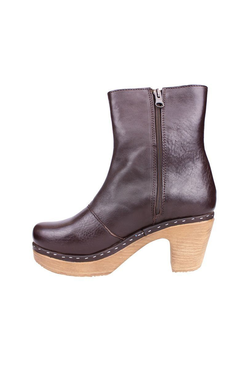 Calou Molly Boot Brown rev side
