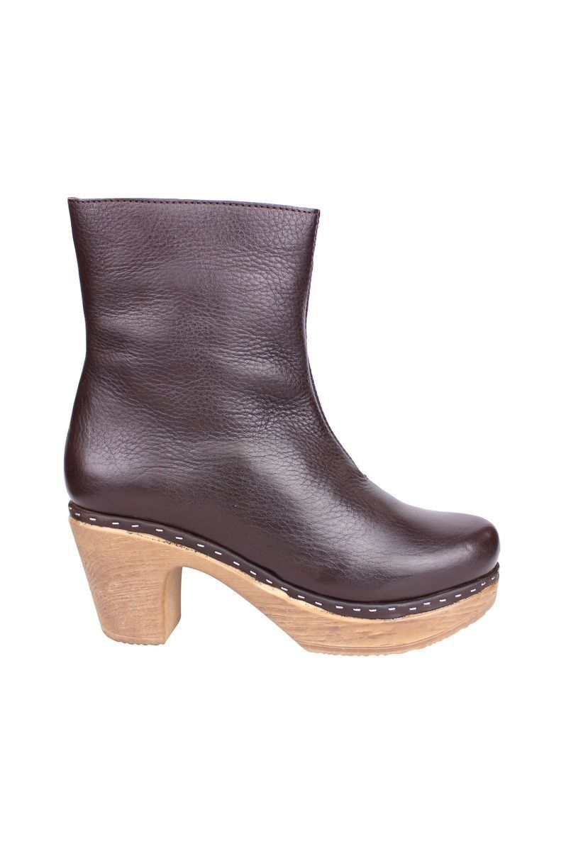 Calou Molly Boot Brown side