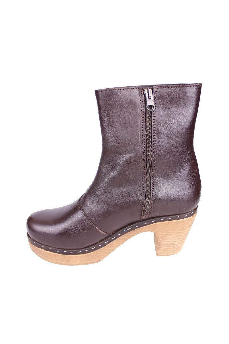 Calou Molly Boot Brown rev side 2
